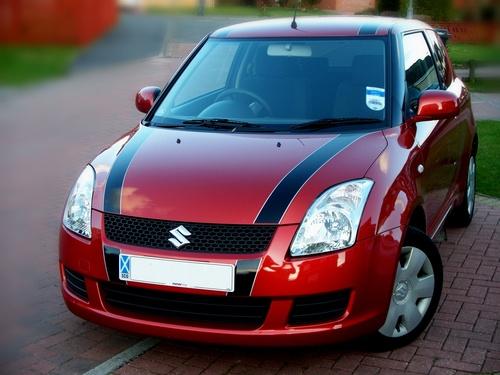 Suzuki Swift Service Repair Manual 2004-2010
