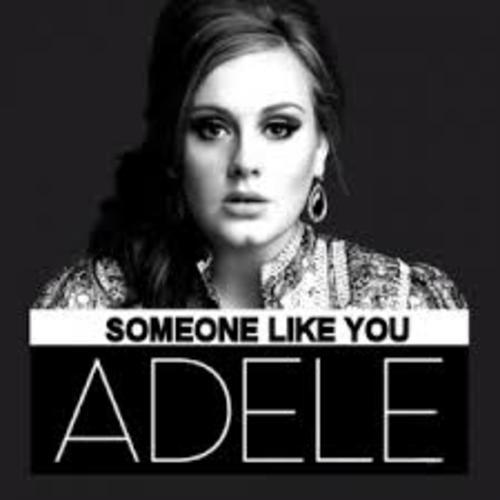 Someone Like You songtekst