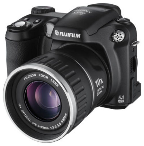 Fujifilm finepix s5600 zoom digital camera black 1. 8: amazon. Co.