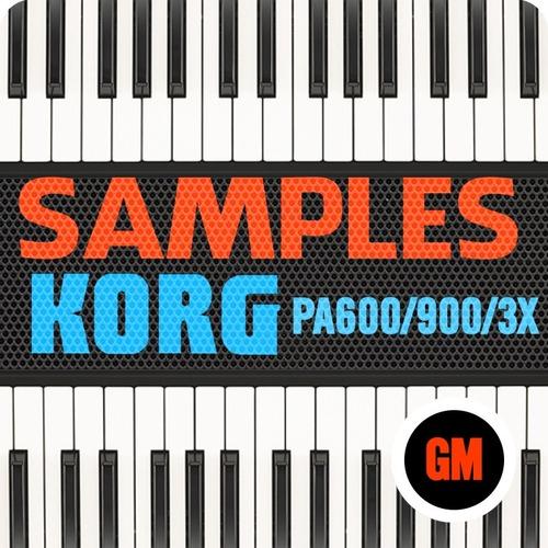 Samples Korg Pa600 / Pa900 / Pa3x Gm General Midi