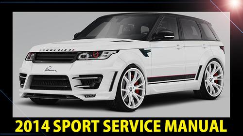 2014 range rover sport l494 servicio taller shop wsm. Black Bedroom Furniture Sets. Home Design Ideas