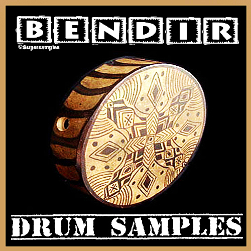 Bendir Arabic percussion drum samples reason kontakt mpc SF2 - Descargar  Loops