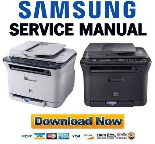 samsung clx 3170 clx 3175 manual de servicio descargar t rh tradebit es samsung clx-3175 maintenance manual samsung clx-3170 clx-3175 service & repair manual pdf