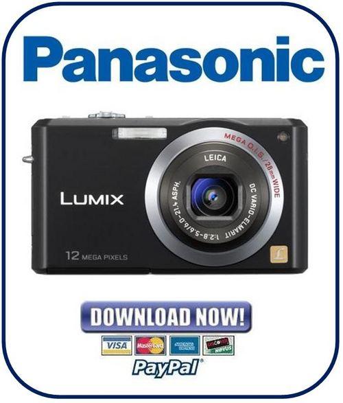 panasonic lumix dmc fx100 manual de servicio descargar t c rh tradebit es