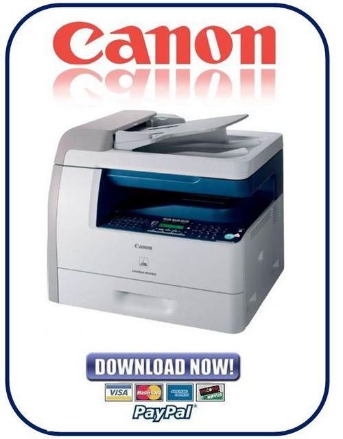 Canon mf6500 series