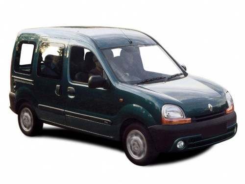 1997-2007 Renault Kangoo I Workshop Repair Service Manual